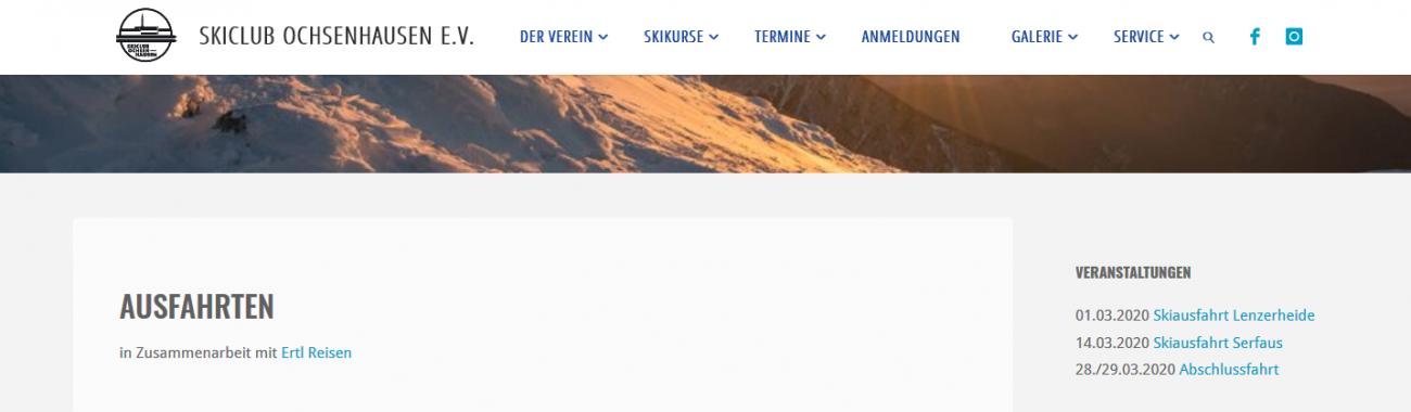 Neue Website ist da!
