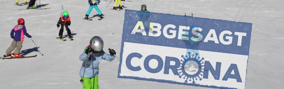 Absage Skikurse